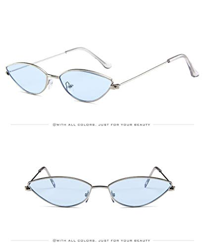 Polarizadas Sol Gafas Estuche Fliegend Rojo de Gafas Unisex UV400 Cat Retro Sol Gafas Vintage de Súper Gafas Hombre para A Eye Sol Lente Espejo de Mujer Ligero qgwFwt4