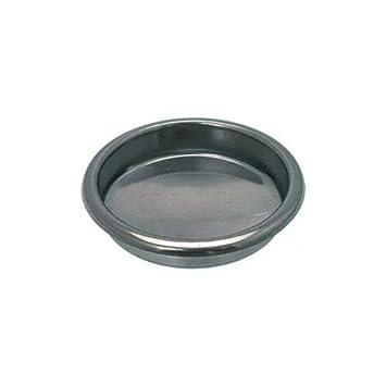 Stainless Steel Backflush Disk Blank or Blind Portafilter filter ...
