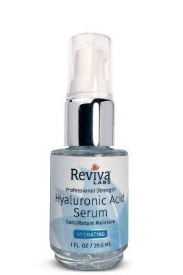 Reviva Under Eye Serum - Reviva Labs Hyaluronic Acid Serum, 1 Fluid Ounce