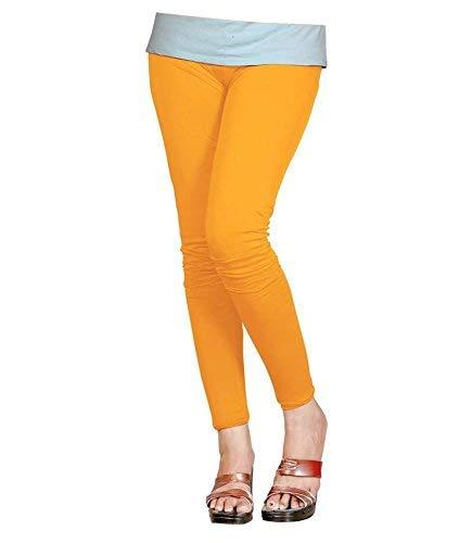 Diamond Fashions Women's Cotton Ankle Length Leggings