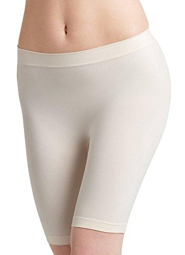(Jockey Women's Underwear Skimmies Slipshort, Sheer Nude, 2XL )