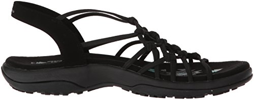 para Me Skechers40828 Knot Negro Forget Reggae Mujer Slim Skechers qB7wY1xII