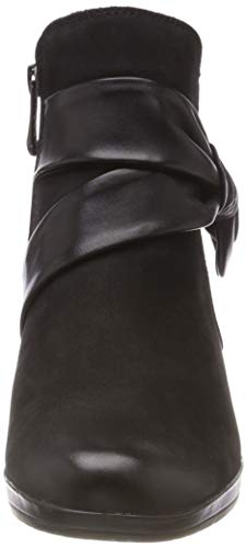 Femme Marco Tozzi 21 096 comb 25375 Premio Botines Ant Noir Black rf7fqXcB