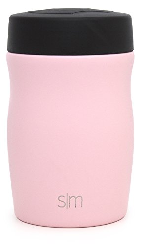 very simple current Rover 16oz Rover Food Jar pressure Insulated 18 8 Stainless aluminum Leak Proof Food storage devices Container Hydro Thermos Flask Blush Thermoses