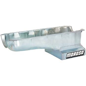 """Moroso 24430 Oil Pump Pickup Big Block Chevy 9/"""" Deep Oil Pan Press Fit"""