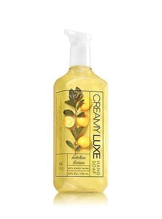 Delicieux Bath U0026 Body Works ~ Kitchen Lemon ~ Creamy Luxe Hand Soap ~ 8 Fl Oz