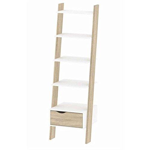 Tvilum Delta 1 Drawer Bookcase