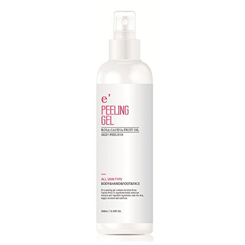 K-XIDI-ePeeling-Gel-250ml-Hypoallergenic-Multi-Use-Peeling-Gel-Body-Hand-Foot-Face-Mist-Spray-Type