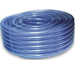 "Hilon PVC Reinforced Hose 3/8"" ID X 5/8 "" OD 25 FT"