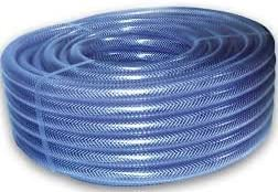 Hilon PVC Reinforced Hose 1 ID X 1.25 OD 50 FT