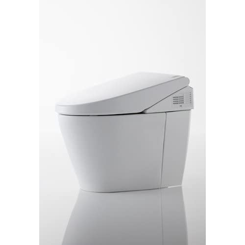 Toto MS982CUMG Cotton Fixture Toto MS982CUMG Neorest One Piece Elongated 0.8 GPF Toilet/Bidet with 50%OFF