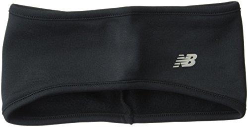 New Balance Unisex Fleece Headband, Black, One Size ()
