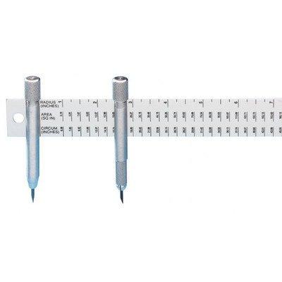 Alumicolor 18-Inch Beam Compass Rule (4110-1)