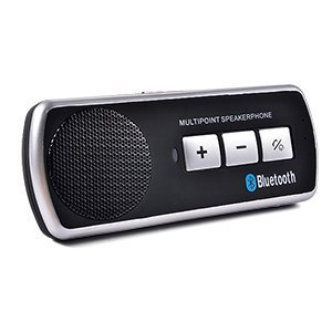 Amazon.com: BW® BLUETOOTH HANDSFREE CAR KIT SPEAKER SUN