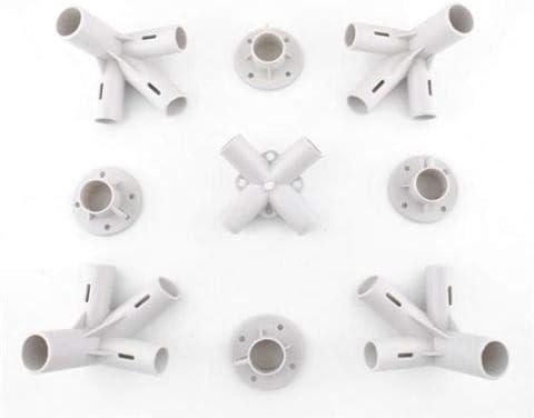 Celinda Pavilion CONNECTORS - Carpa (3 x 3 m, 25 mm, 19 mm)
