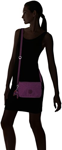 Women's Plum Delphin Purple Kipling Cross N Body Purple Bag AzBwPnPxq