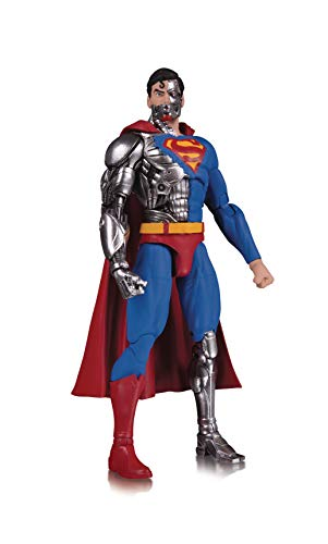 DC Essentials: Cyborg Superman Action Figure