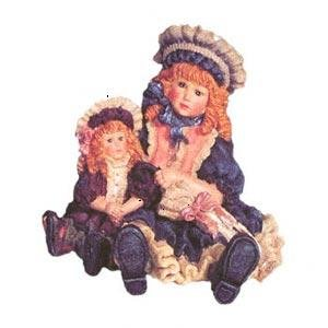 Boyds Bears Dollstones - Victorian Ladies