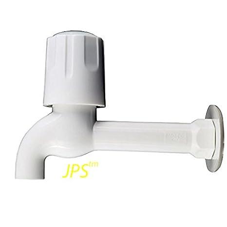 JPS tm Long Body Faucet Tap Water Efficient (PVC)