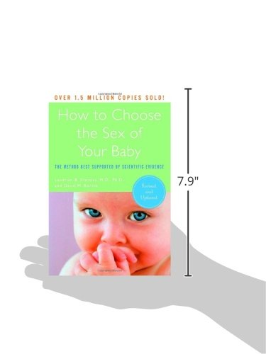 How to Choose the Sex of Your Baby: Fully revised and updated                         (Paperback)