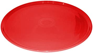 Fiesta Scarlet 575 12-Inch Pizza Tray