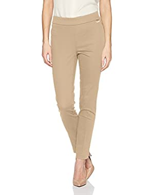 Women's Cropped Pull on Pant
