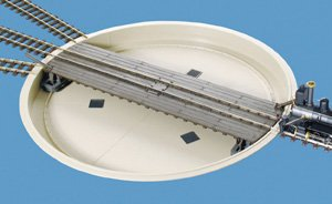 Peco On30 Kit Turntable - Peco Model Trains