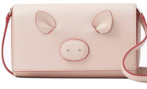 - Kate Spade Addison Handbag Year of the Pig Warm Vellum Pink