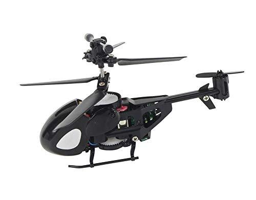 SLONG Remote Control Aircraft Helicopter Children's Toys 3.5 Channel Mini Handheld Remote Control Remote Control Charging ()