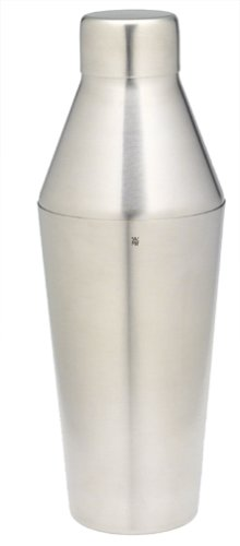 WMF Manhattan Stainless Steel Cocktail Shaker with Built-In Strainer