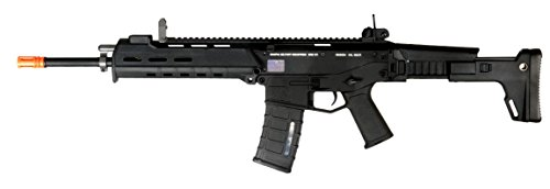 A&K MASADA ACR SPR AEG METAL GEAR (CLASSIC BLACK)