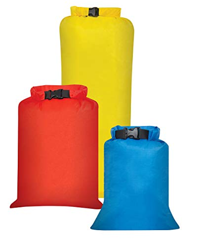 Outdoor Products Ultimate Dry Sack, Three-Pack (Renewed)
