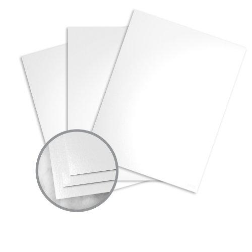 (Futura White Paper - 12 x 18 in 80 lb Text Gloss C/2S 500 per)