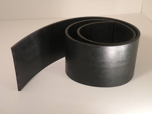 Heavy Duty Replacement Rubber Snow Deflector 10'' Wide X 10 Ft. Long by PlowRubber.com