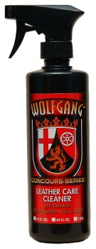 (Wolfgang Leather Care Cleaner 16 oz.)