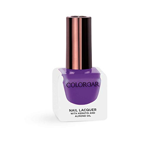 Colorbar Nail Lacquer, Periwinkle, 12 ml