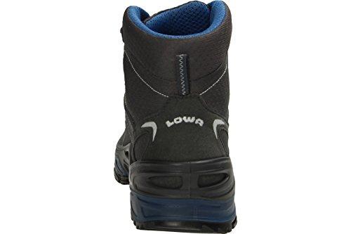 Lowa Ferrox GTX Mid, Stivali da Escursionismo Uomo graphit-blau (310615-9704)