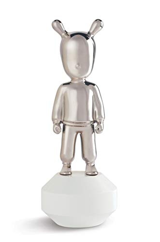 Lladro The Silver Guest-Little Figure