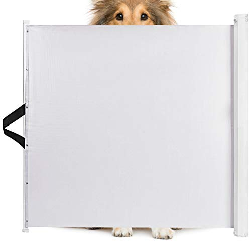 (Animals Favorite Pet Retractable Safety Gate, Indoor and Outdoor Protection (Safety Gate))