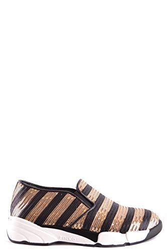 Donna oro da Paillettes Pinko scarpe skate Mcbi29754 CWnzFTx1