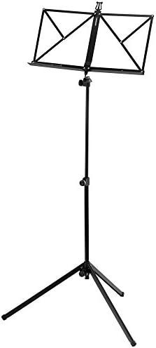 Atril para partituras McGrey 100/2 B con funda: Amazon.es: Instrumentos musicales