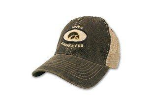 - Iowa Hawkeyes Hat Adjustable Trucker Style