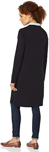 Amazon Essentials Women's Lightweight Long-Sleeve Longer Length Cardigan