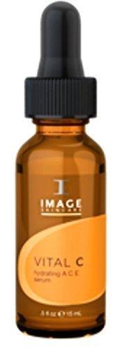 Image C Vital hydratant un .5oz C & E sérum