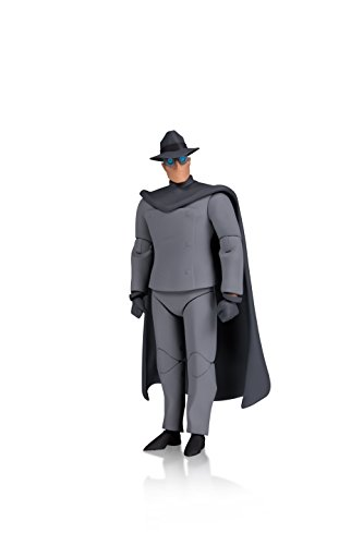 (DC Collectibles Batman The Animated Series: Gray Ghost Action Figure)