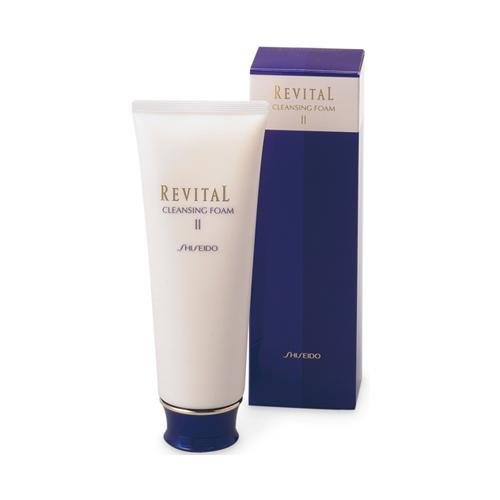 Shiseido Revital Cleansing Foam - Personal Care - Shiseido - Revital Cleansing Foam II (Normal to Dry Skin Type) 125g/4.2oz by Shiseido