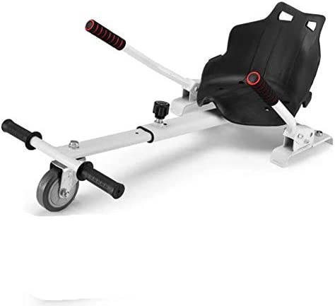 QDWRF /électrique Scooters Karting Bracket pou Compatible avec Hoverboards avec 6,5//8//10 Pouces Skateboard /Électrique