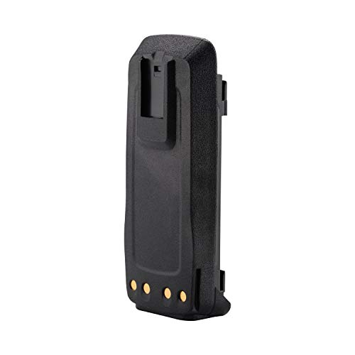 PMNN4077, PMNN4077C, PMNN4066 Battery, Compatible with Motorola XPR6550, PR6380, XIRP6500 and More Models, Click to Find Out More [2019 upgraded model, High Capacity, 2600mAh, 19.2Wh, 7.4V, Li-ion] by SolarMatrix (Image #2)