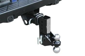 Inventive 9125 Black Hitch Kit by Inventive