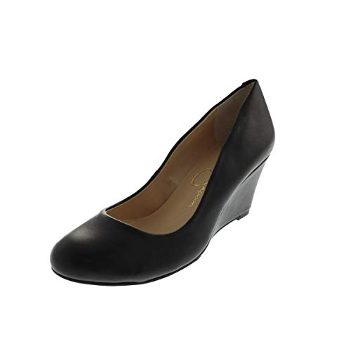 Jessica Simpson Women's Js-Sampson, Black, 6.5 M US